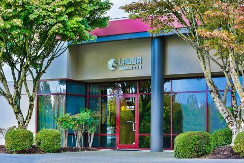 LAUDA-Noah building